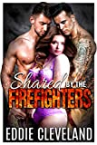 Download Shared by the Firefighters: An MFM Firefighter Novella in PDF ePUB Free Online