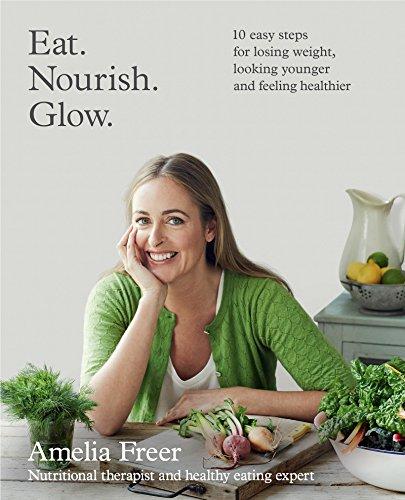 Eat. Nourish. Glow. cover
