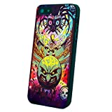 Zelda Vs Majora Mask in Nebula Space Custom Case for Iphone 5/5s