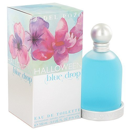 Halloween Blue Drop by Jesus Del Pozo Eau De Toilette Spray 100 ml for Women by Jesus del Pozo]()