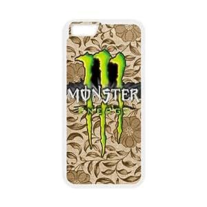 Monster Energy For iPhone 6s 4.7 Inch White Cell Phone Case Tdkgj7167033