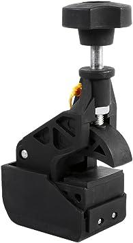 Qiilu Nylon Reifenmontiermaschine Perle Clamp Drop Center Werkzeug Felge Clamp Heavy Duty Maschine Auto