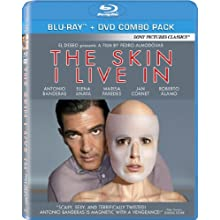 The Skin I Live in (Two-Disc Blu-ray/DVD Combo) (2011)