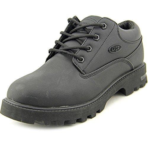 Lugz Men's Empire Lo WR Thermabuck Boot - Black - 8 D(M) US