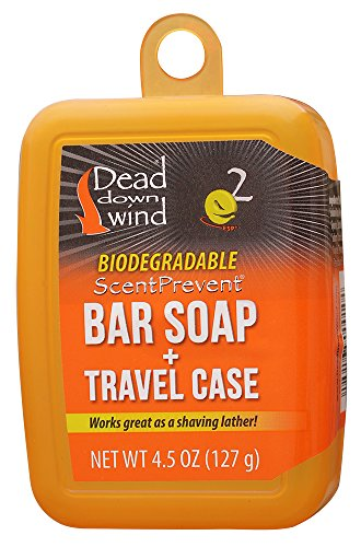 Price comparison product image Dead Down Wind 12002 Bar Soap with Travel Container (4.5oz)