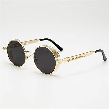 Amazon.com: Gafas de sol Gótico Steampunk para hombre ...