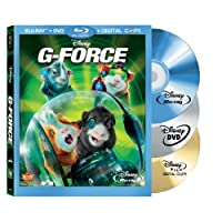Deals on G-Force Three-Disc DVD/Blu-ray Combo + Digital Copy