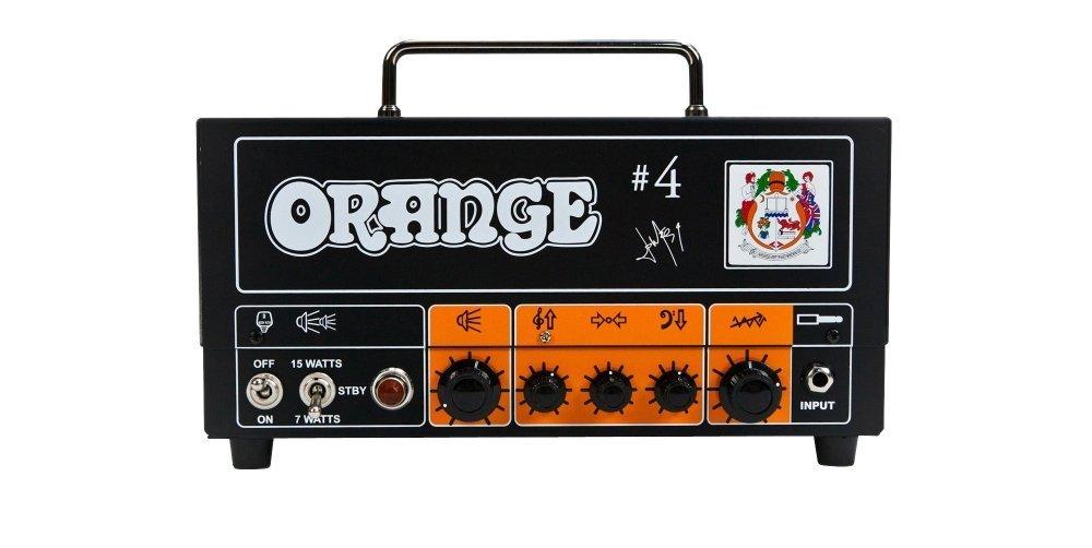 Orange Signature #4 Jim Root Terror Guitar Amplifier Head