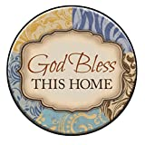 CB Gift Simplicity Tabletop Plaque, Bless This Home