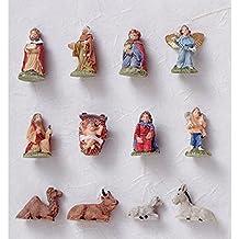 Darice Miniature Nativity Ornament Set