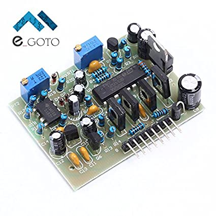 Amazon com: 13-40KHz Inverter Driver Board SG3525 LM358 High Current