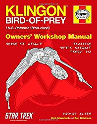 Image of the product Klingon Bird of Prey that is listed on the catalogue brand of Pocket Books.