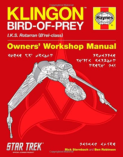 Klingon Bird-of-Prey Haynes Manual (Star Trek)