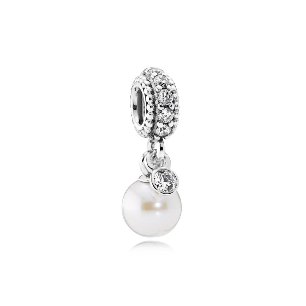 PANDORA Dangle Luminous Elegance Charm 791871P