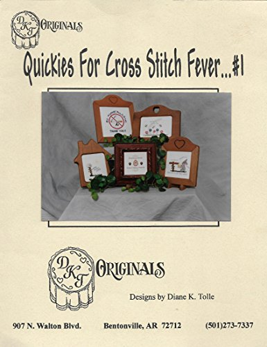 Quickies for Cross Stitch Fever #1