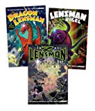 Second Stage Lensmen: The Dragon Lensman, Lensman From Rigel, and Z-Lensman (Three Book Set) (Second Stage Lensmen Saga)