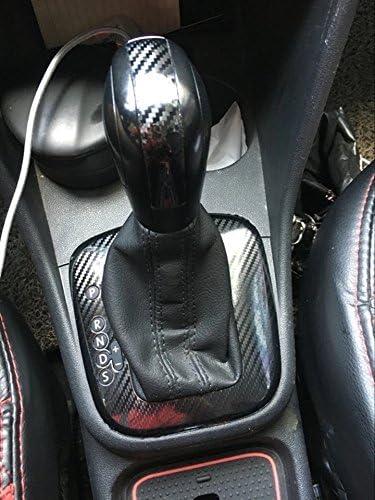 Emblem Trading 3D Carbon Folie F/ür Automatik Getriebe Polo 6R