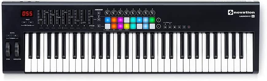Amazon.com: Novation Launchkey 61 USB Keyboard Controller ...