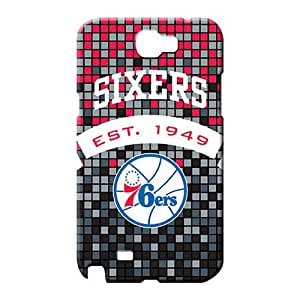 samsung note 2 Hybrid High-end Skin Cases Covers For phone phone cases philadelphia 80ers nba basketball
