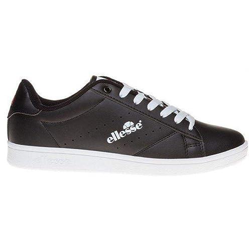 Ellesse Anzia Low Hombre Zapatillas Negro: Amazon.es: Zapatos y complementos