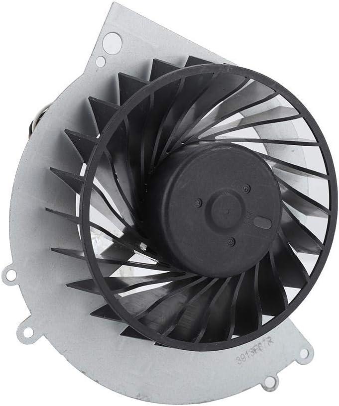 Tosuny Ventilador de refrigeración Interno de Repuesto Adecuado para PS4 KSB0912HE 1000 Ventilador de refrigeración con Destornillador