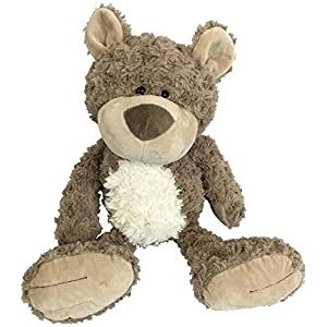 Checkered Fun Teddy Bear - Stuffed Animal - Plush Toy - Classic Cute Soft Brown Stuffed Teddy Bear - The Cutest, Softest, Cuddliest Bear