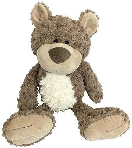 (Checkered Fun Teddy Bear - Stuffed Animal - Plush Toy - Classic Cute Soft Brown Stuffed Teddy Bear - The Cutest, Softest, Cuddliest Bear)