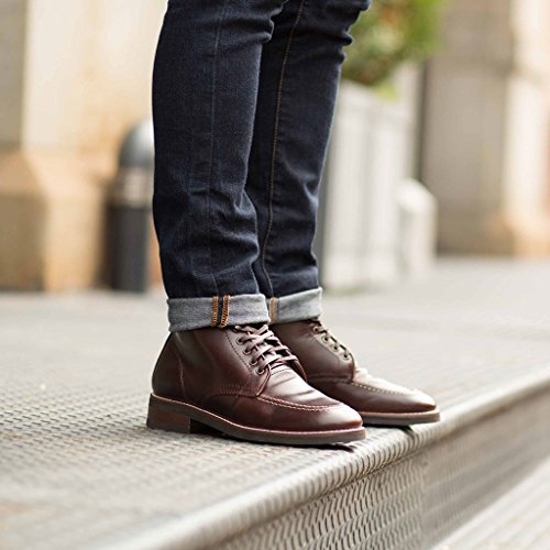 "Torsdag Boot Selskap Diplomat Menns 6"" Lace-up Boot Brown"