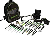 Greenlee 0159-28BKPK Professional Tool BackPack Kit (28-Piece)