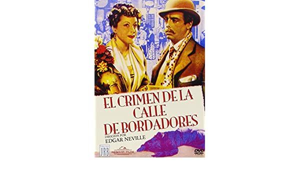 El Crimen De La Calle De Bordadores [DVD]: Amazon.es: Manuel Luna, Mary Delgado, Antonia Plana, Julia Lajos, Rafael Calvo, Monique Thibaut, José Prada, ...