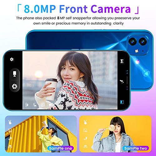 Unlocked Cell Phone, X20-Pro-Y Android Smartphone, 6.11-inch IPS Full-Screen, 3GWCDMA : 850/2100MHZ Carrers, 2GB RAM…