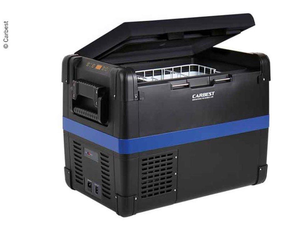 CarBeste Kompressor-Kühlbox 12V/24V/220-240V, 40L, 20kg