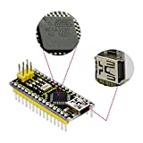 New! Keyestudio CH340 NANO Atmega328P Development Board with USB Cable Compatible for Arduino