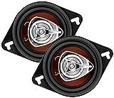 BOSS Audio CH3220 140 Watt (Per Pair), 3.5 Inch, Full Range, 2 Way Car Speakers (Sold in Pairs)