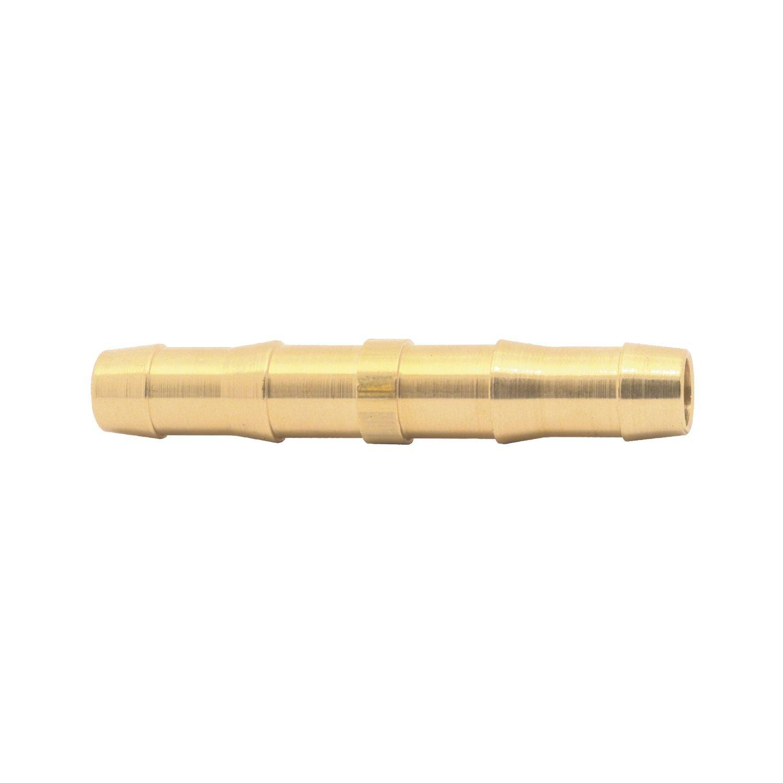Elmag Druckluft-Schlauchverbindungsrohr f/ür 9mm Schlauch