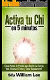 Activa tu Chi en 5 minutos: Cinco Puntos de Presión para Revivir La Energía Vital, Eliminar El Dolor y Sanar Rápidamente (El Poder del Chi en La Era Moderna nº 1)