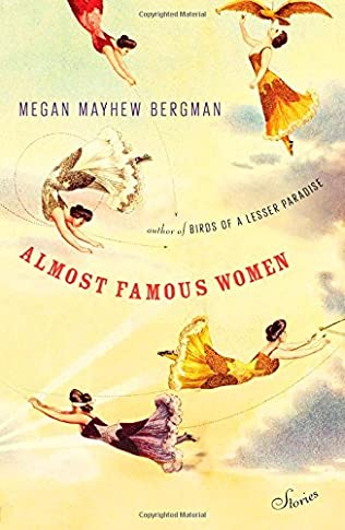 book cover of Almost Famous Women