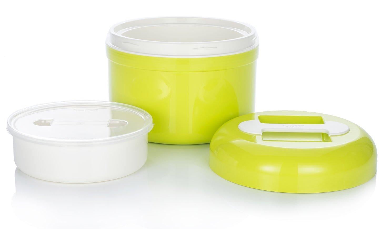 My Yo my yo power free yoghurt maker lime green amazon co uk kitchen home
