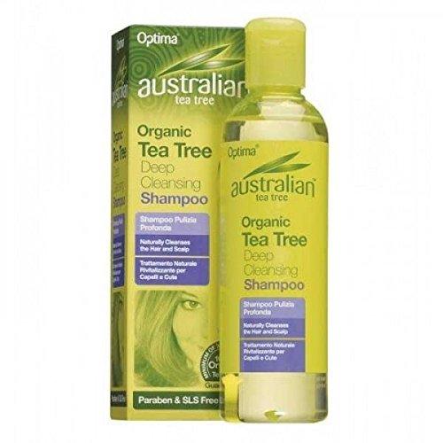 Australian Tea Tree Deep Cleansing Shamp 250ml Optima Consumer Health Ltd 67172