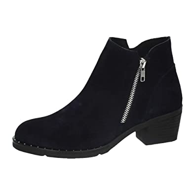 PARYMEDIO 779 Botines Negros Mujer Botines: Amazon.es: Zapatos y complementos