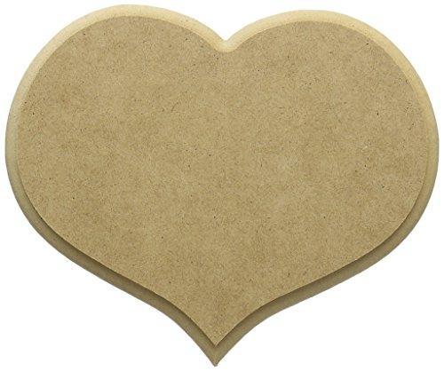 Kaiser Craft 19 cm Heart Plaque ()