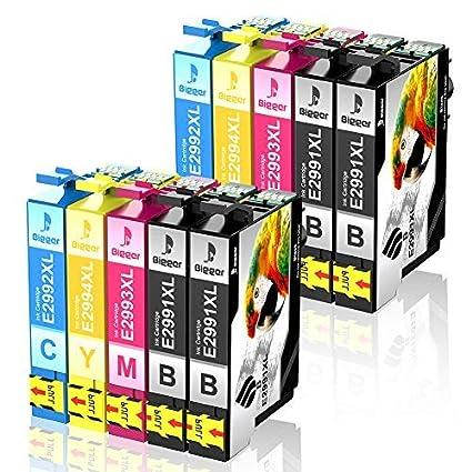 Cartuchos de tinta compatibles Claria No.29 Epson 29 XL Bigger ...