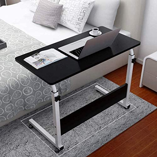 Mobile Overbed Side Table