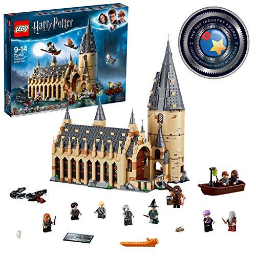 LEGO Harry Potter Hogwarts Great Hall 75954 - Harry Potter Hogwarts Castle