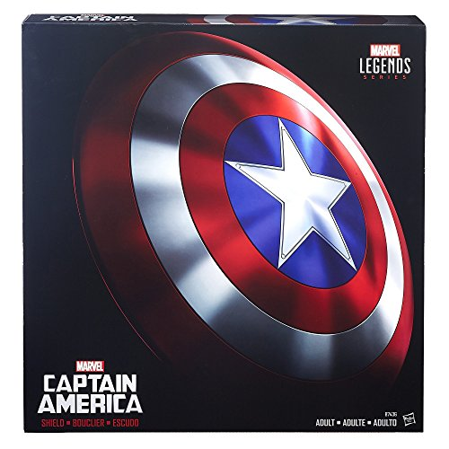 Marvel Legends Captain America Shield by Avengers (Image #1)