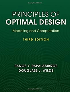 Principles of optimal design modeling and computation panos y principles of optimal design modeling and computation fandeluxe Choice Image