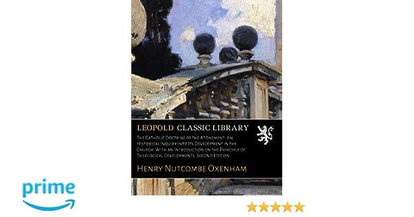 Henry Nutcombe Oxenham