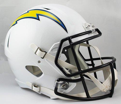 Riddell NFL San Diego Chargers Full Size Replica Speed Helmet, Medium, ()