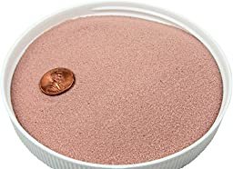 Colored Sand Safe for Play and Pets 20lbs (Pink) For Vase Filler, Decoration, Aquarium, Sandboxes, Substrate and Landscaping