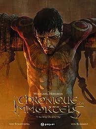 La chronique des immortels, Tome 3 : Au bord du gouffre (BD) par Benjamin von Eckartsberg